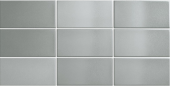 Плитка настенная CRACKLE Smokey Blue 7,5x15 см