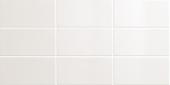 Плитка настенная CRACKLE White 7,5x15 см