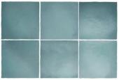 Плитка настенная EQUIPE Magma Aquamarina 13.2x13.2 см