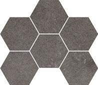 мозаика CERSANIT Lofthouse темно-серый 29,7x59,8 LS6O406