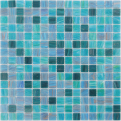 Мозаика Фонтанж 32,7x32,7x0,4 см (чип 20х20х4 мм)