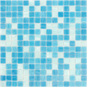 Мозаика Лавальер 32,7x32,7x0,4 см (чип 20х20х4 мм)