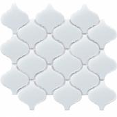Кер. мозаика Latern White Glossy (DA40015/DL1001) 246х280х6