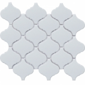 Керамическая мозаика Latern White Matt (DL1005) 246х280х6.5