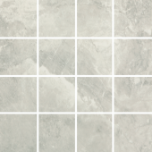Мозаика керамическая полированная MARBLES MALLA AREZZO Perla (7х7) 30x30 см
