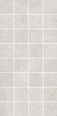 Эскориал мозаичный 20*40 серый