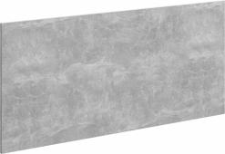 Mobi фасад тумбы под умывальник, цвет бетон светлый, 100 см 97*45*1