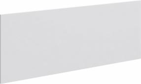 Mobi фасад тумбы под умывальник, цвет белый, 120 см 117*45*1