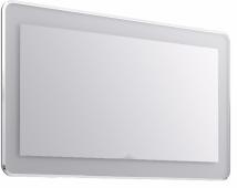 Malaga панель с зеркалом и подсветкой Mal.02.12, 120*3,5*70
