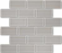 Мозаика Mattoni Beige 30x30х0,8 см (чип 50х100х8 мм)