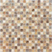 Мозаика Naturelle - Amazonas 30,5x30,5х0,8 см (чип 15х15х8 мм)