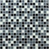 Мозаика Naturelle - Baikal 30,5x30,5х0,4 см (чип 15х15х4 мм)