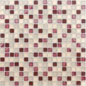 Мозаика Naturelle - Elbrus 30,5x30,5х0,4 см (чип 15х15х4 мм)