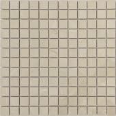 BODE Nuvola beige мозаика полированная 23*23 мм лист 30*30 см керамогранит