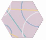 Декор Бенидорм 20*23.1 см OP\C154\24022