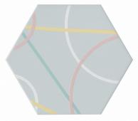 Декор Бенидорм 20*23.1 см OP\D154\24023