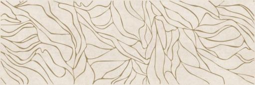 Настенная вставка Meissen Keramik Organic бежевый 25*75 OR2U012DT