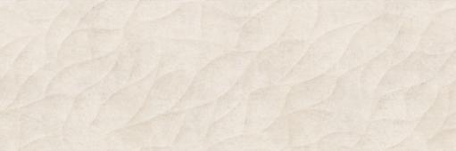Плитка Meissen Keramik Organic бежевый 25*75 ORU013D рельеф