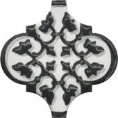 Декор Арабески Глянцевый орнамент 6,5*6,5