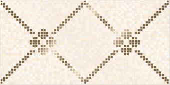 Декор Pixel Beige 1C 31,5*63
