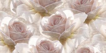 Вставка CERSANIT Royal Garden многоцветный 29,7*60 RG2L451