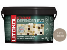 Затирка эпоксидная Litokol Starlike Defender Evo S.225 Tabacco