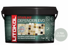 Затирка эпоксидная Litokol Starlike Defender Evo S.700 Crystal