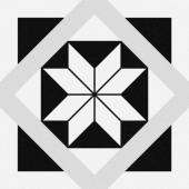 Керамогранит CERSANIT Stream геометрия белый 29,8x29,8 SM4A053