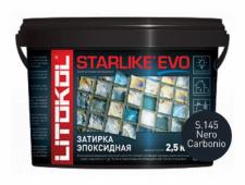 Starlike Evo S.145 Nero Carbonio 2,5 кг эпоксидная затирка