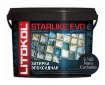 Starlike Evo S.145 Nero Carbonio 5 кг эпоксидная затирка