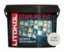 Starlike Evo S.200 Avorio 5 кг эпоксидная затирка