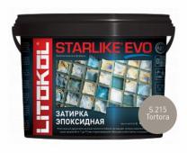 Starlike Evo S.215 Tortora 5 кг эпоксидная затирка