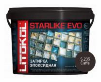 Starlike Evo S.235 Caffe 5 кг эпоксидная затирка