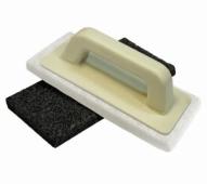 Синтетический шпатель LITOKOL для удаления остатков эпоксидной затирки арт.108, с 1 губкой