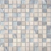 Мозаика Silver Flax 29,8х29,8x0,4 см (чип 23х23х4 мм)