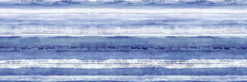 Вставка CERSANIT Santorini голубой 25*75 TR2U041