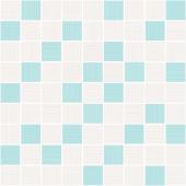 Мозаика CERSANIT Tiffany голубой 30*30 TV2L041