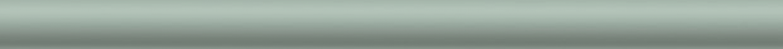 Настенный бордюр Meissen Keramik Trendy зеленый 1,6*25 A-TY1C021/N