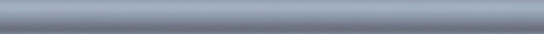Настенный бордюр Meissen Keramik Trendy голубой 1,6*25 A-TY1C041/N