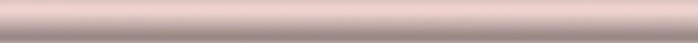 Настенный бордюр Meissen Keramik Trendy розовый 1,6*25 A-TY1C071/N