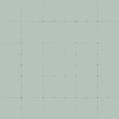 Мозаика Meissen Keramik Trendy зеленый 30*30 A-TY2O021/D