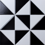 Кер. мозаика Tr. Chess Matt (LG61688/CZM093B) 278,5х278,5