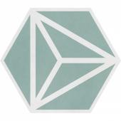 Плитка VARADERO Mint 19,8x22,8 см Harmony