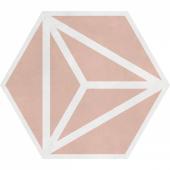 Плитка VARADERO Rose 19,8x22,8 см Harmony