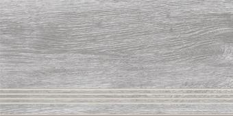 Ступень CERSANIT Woodhouse серый 29,7x59,8 WS4O096