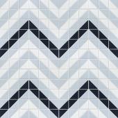 Мозаика Wave Blue (сетка 27,5х27,5 см) TR2-BLM-CV