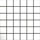 Керамическая мозаика White Matt 48x48 мм (лист 306х306х6) WB31000/ID1005