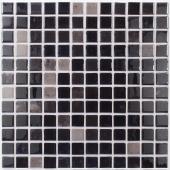 Мозаика Lux № 407 (на сетке)
