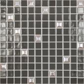 Мозаика Edna Mix №836 Темно-коричневый (на сетке)