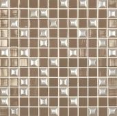 Мозаика Edna Mix №835 Светло-коричневый (на сетке)